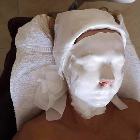Alginaat-masker